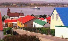 Falklands, Port Stanley