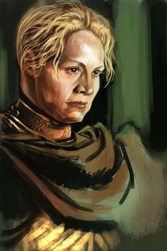 Amazing Game of Thrones character artwork -