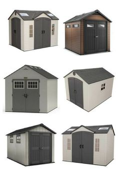 Assisting your 8 x 10 resin storage shed search; these well-respected low-maintenance storehouse designs comprise an imperishable manufacture secured to sturdy steel frameworks, spanning close to 8 x 10 feet dimensions: Wood Storage Sheds, Outdoor Storage Sheds, Storage Shed Plans, Storage Spaces, Shed Plans 8x10, Free Shed Plans, Resin Sheds, 10x20 Shed, Backyard Storage