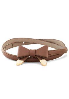 Beauty and Bows Belt $19.99 AT vintagedancer.com