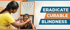 Sankara Eye Foundation - Help eradicate curable blindness with your donation.