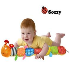 Cheap caterpillar rattle, Buy Quality musical caterpillar directly from China sozzy baby toys Suppliers: Sozzy Soft Musical Caterpillar Baby Rattle Toy Height Gauge with Ring Bell Cute Cartoon Animal Plush Doll Early Educational Cute Cartoon Animals, Baby Cartoon, Plush Animals, Toddler Toys, Kids Toys, Baby Musical Toys, Mobile Musical, Educational Baby Toys, Newborn Toys