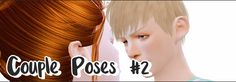 Sims 4 CC's - The Best: Posen by Rinvalee