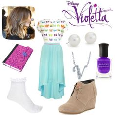 Podemos Outfit #1