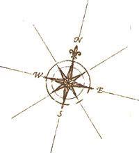 Compass for tattoo photo by dj_latitude | Photobucket