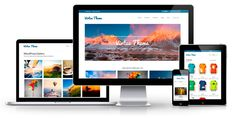 Virtue Free WordPress Theme - Great clean theme with impressive options and customization