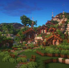 - Minecraft, Pubg, Lol and Minecraft Cottage, Cute Minecraft Houses, Minecraft City, Minecraft Plans, Minecraft House Designs, Amazing Minecraft, Minecraft Survival, Minecraft Construction, Minecraft Blueprints