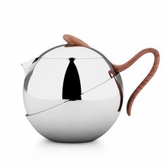 Round Tea Pot - Magppie Design Team #teapot added by #CardeApp