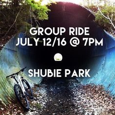 from @ecmtb_net  More info and trail maps at www.ecmtb.net. Meet in the parking lot just past the theatres in Dartmouth Crossing. Open to all ages and abilities. No fees or memberships required. Just show up and ride. #ecmtb #mtb #shubie #shubiepark #dartmouth #novascotia #halifaxnoise #halifax