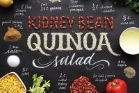 HANDCRAFTED RECIPES - Becca Clason - Hand-Lettering and Illustration
