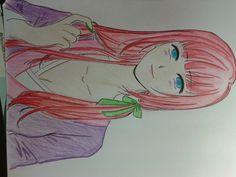 Japanese manga girl, yep :