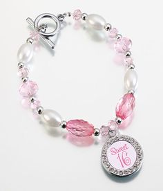 Our stunning Pink Crystal