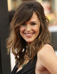 jennifer garner ombre hair