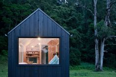 Unyoked cabins by Cam & Chris Grant (Near Sydney, Australia)