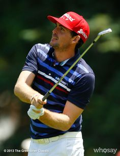 """The Greenbrier Classic's, photo,""""2011 PGA Champion @Keegan_Bradley commits to the 2013 G…"""""""