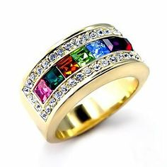 This ring is lovely just like it seems online.