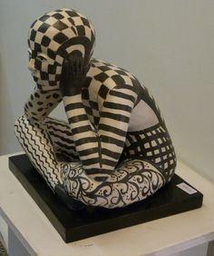 Speranza Neri sculture in ceramica #sculture in ceramica #ceramica #scultura #arte #argilla #arredamento #sculpture #artists #ceramicaartistica