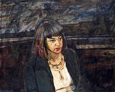Things of the Mind, 1979 by Carel Weight on Curiator, the world's biggest collaborative art collection. English Artists, British Artists, Feminine Mystique, Lifelong Friends, Digital Museum, Grain Of Sand, Art Station, Collaborative Art, Female Portrait