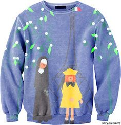 Madeline!.. this is an awesome sweatshirt. I loved this show growing up.