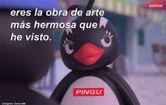Spanish Phrases, Spanish Memes, Pingu Memes, Cool Phrases, Never Getting Married, Heart Meme, Tumblr Love, Love Memes, Meme Faces