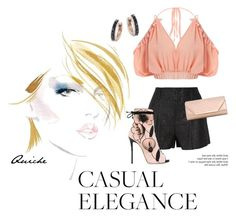 """Casual Elegance"" by quicherz on Polyvore featuring art"