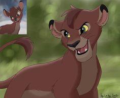 Ronno lionization by LadyCat2000
