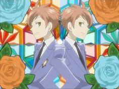 Kaoru and Hikaru