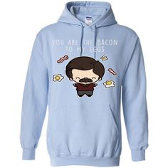 You are the bacon to my eggs. T-Shirt