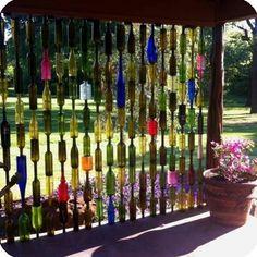 bottle chandelier - Google Search