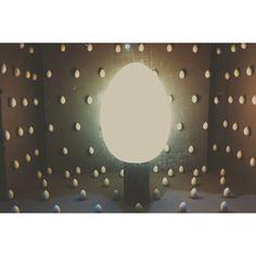 Dali's egg / Figueres 2013 Egg Shape, Egg Hunt, Dali, Shapes, Mirror, Instagram, Design, Salvador Dali, Photos