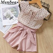 Menoea Girls Clothing Sets 2017 New Summer Style Children Cute Plaid Lace Clothes + White Bow . - Menoea Girls Clothing Sets 2017 New Summer Style Children Cute Plaid Lace Clothes + White Bow Short - Baby Outfits, Baby Girl Dresses, Short Outfits, Baby Dress, Kids Outfits, Casual Outfits, Bow Shorts, T Shirt And Shorts, Lace Outfit
