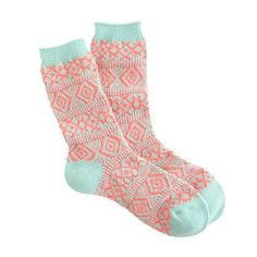 Want a pair of cabin fever socks for Christmas. Doesn't have to be this pattern. But love this pattern.