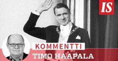Kommentti: Mauno Koivisto – aikakautensa viimeinen presidentti - Kotimaa - Ilta-Sanomat