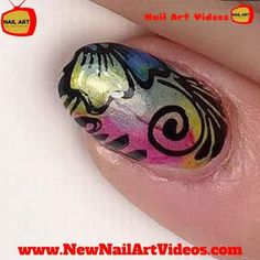 New Nail Art 2018 | #Nailart #NailArtVideos #Nailvideos #NailArtTutorial #Nails #Nailartdesigns #Nailartcompilation #Nail #Newspapernails #Nailpolish #Nailscare #Marblenails, #Beauty #Fashion #Girlynails #Nailartideas #cutepolish #nailogical #nailex #simplynailogical #diyfakenail #chromenails #nail2018 #nailart2018