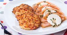 Receta de Hamburguesas de arroz y queso fresco