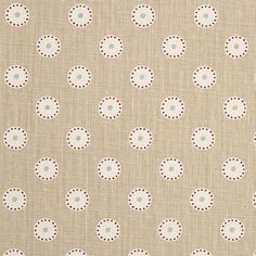 "Like this fabric for sofa cushions - ""Pretty Maids"" in Mushroom & Raspberry by Vanessa Arbuthnott Vanessa Arbuthnott, Orange Fabric, Cushions On Sofa, Shades Of Red, Cushion Covers, Fabric Design, Print Patterns, Raspberry, Colours"