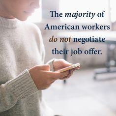 Less than half of American workers negotiate their job offer. Here are some tips for talking salary.