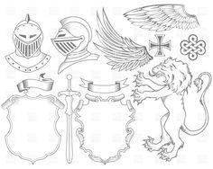 Heraldry Symbols Clip Art - Bing Images