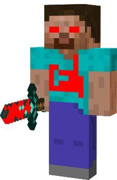 Minecraft Evil Herobrine Skin | evil herobrine