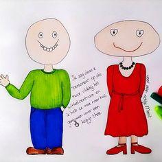 #crazyillustration #sparkles_of_life #kinderen #tekening. Deze is voor Marit.
