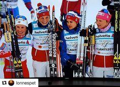 Golden Girls. #reiseliv #reisetips #reiseblogger #reiseråd  #Repost @lonnespet with @repostapp  #gulljenter#norge#gratulerer#lonnespet#snø#snow#dreamynorway#norway2day#reiseradet#worldchamion#vinter#winter#vm#ilovescandinavia#silversweden#bronsjesoumi