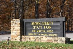 BROWN COUNTY STATE PARK, Nashville, Indiana