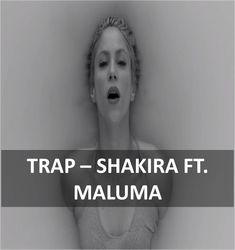 Trap Guitar Chords & Lyrics by Shakira ft. Maluma #trap #shakira #maluma #anyguitarchords