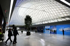 Can the Moynihan Train Hall Redeem Penn Station? - Bloomberg