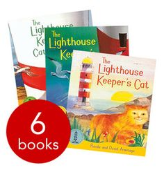 Lighthouse Keeper Collection - 6 Books (Collection): 9781407155852