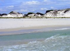 Many visitors come to Florida for the pristine nature trails and environmental stewardship that is naturally located in our back yard. Sparkling Waters, Visit Santa, Santa Rosa Beach, Destin Florida, Seaside Towns, Us Beaches, Gulf Of Mexico, Stretches, Families