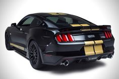 2016 ford Shelby GT-H Mustang rear