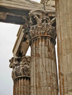 Talk about detail! The architectural features of ancient ruins never fail to inspire us. #ItsAllintheDetails