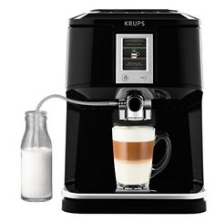 One-contact cappuccino function One-contact Machine: make a choice 'Cappuccino' or 'Latte'…