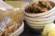 Gaumenschmaus | Quinoa and Basilikum-Pesto | http://www.gaumen-schmaus.at